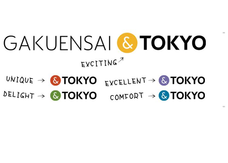 什麼是「&TOKYO」?