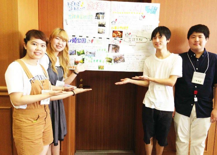 「LIVE JAPAN賞」を受賞したチームメンバー紹介