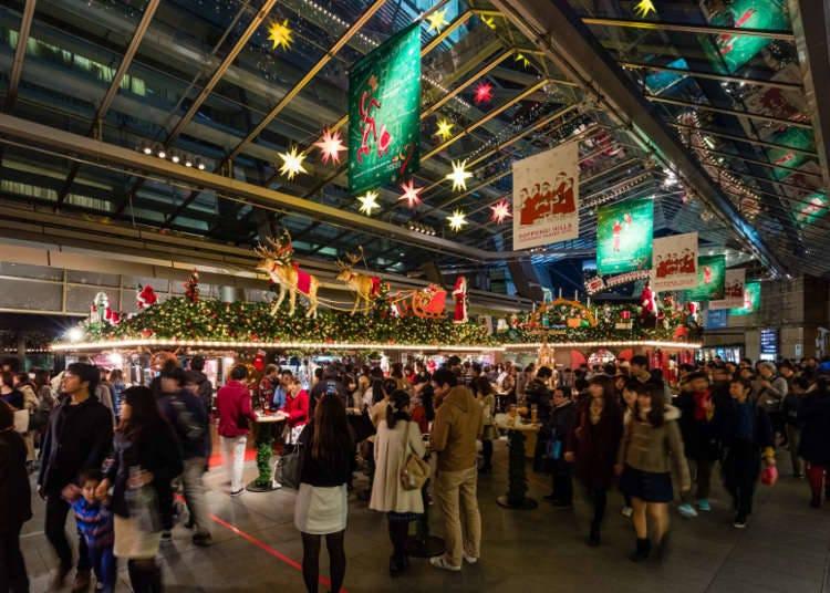 東京12月份活動③六本木聖誕市集 2020