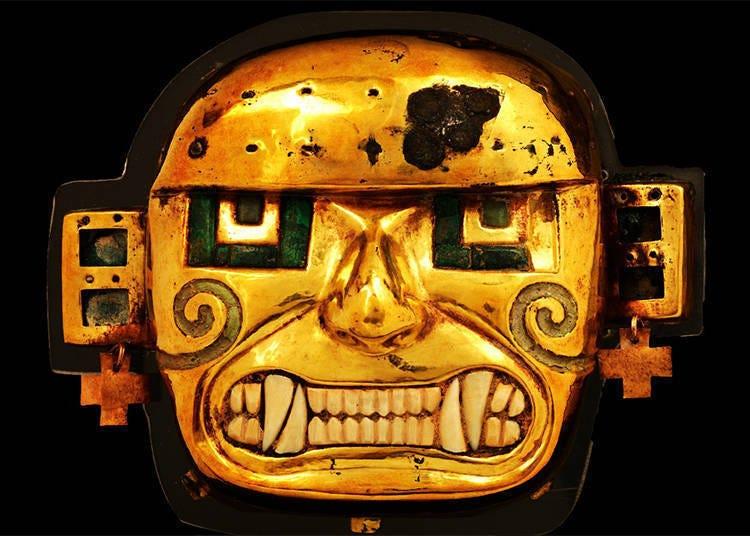 古代安第斯文明展