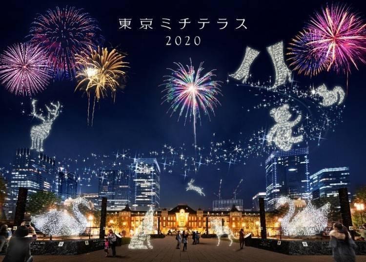 2. 为新生活型态加油打气! 「东京Michi Terrace2020」