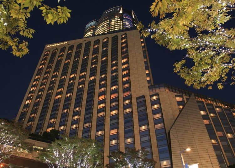 Merasakan Waktu Berkualitas di Hotel Mewah