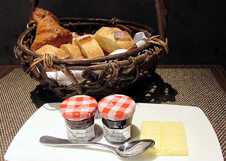 朝食ビュッフェが美味しい東京のホテル3選!パンが特におすすめ