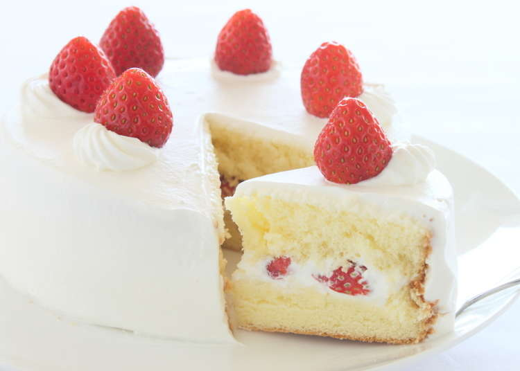 Japanese Short Cake – The Roots Lie in America