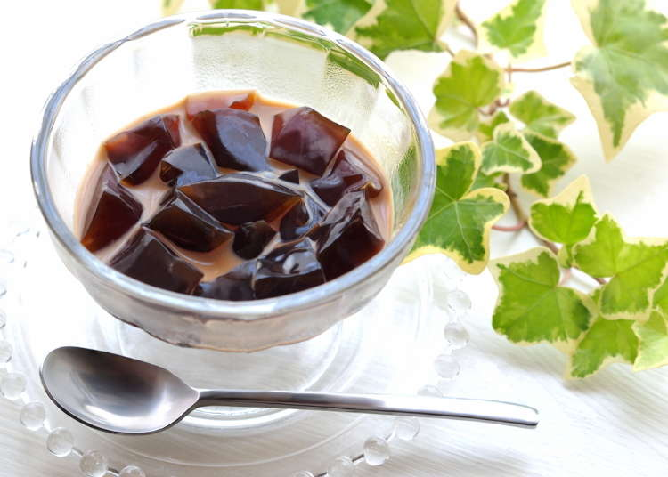 Coffee Jelly – A Japanese Original Bringing Harmony to Sweet and Bitter