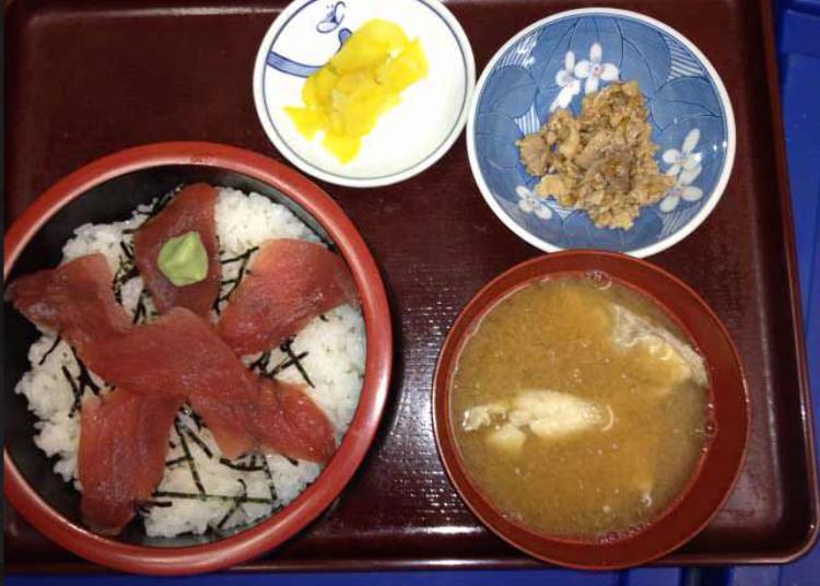 Nikmati Makanan Laut yang Segar