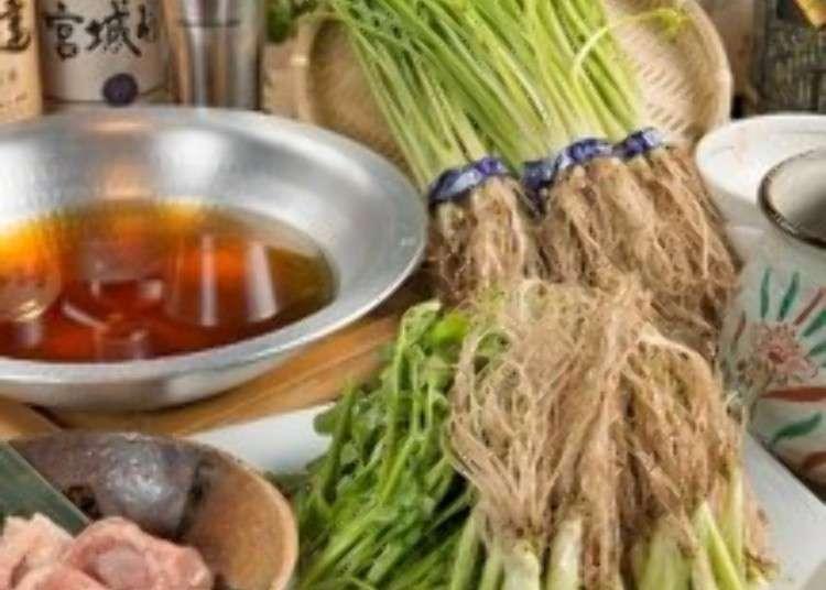 「草鍋」を食べられるお店
