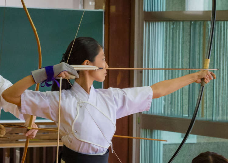 Experiencing Kyudo in Tokyo: Japanese Archery