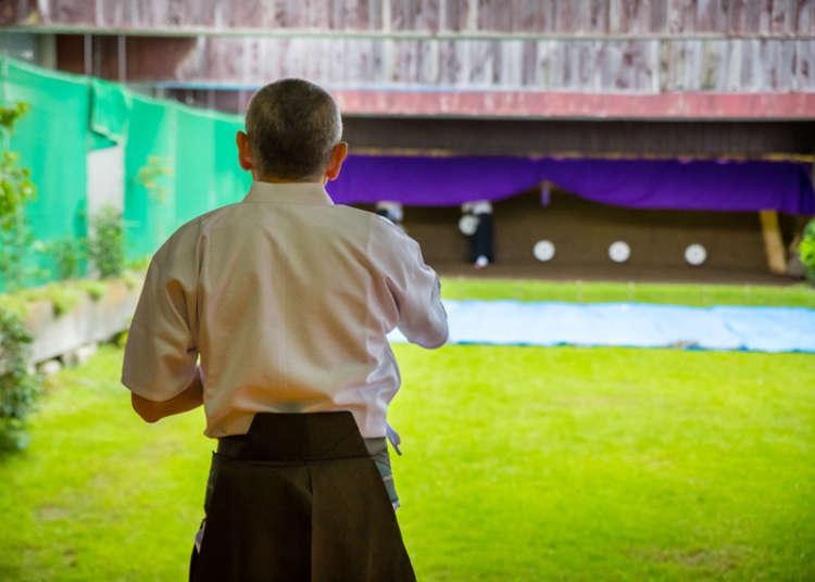 弓道体験をシェアして!
