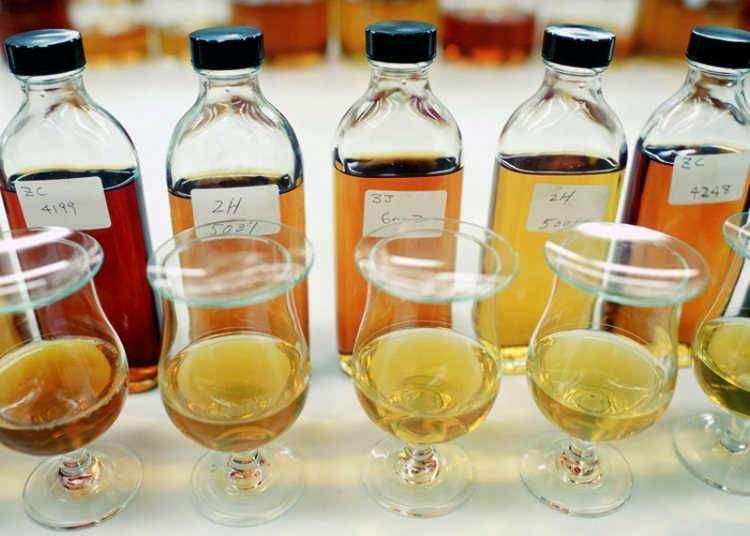 日本威士忌好喝的原因?日本SUNTORY三得利現身說法!