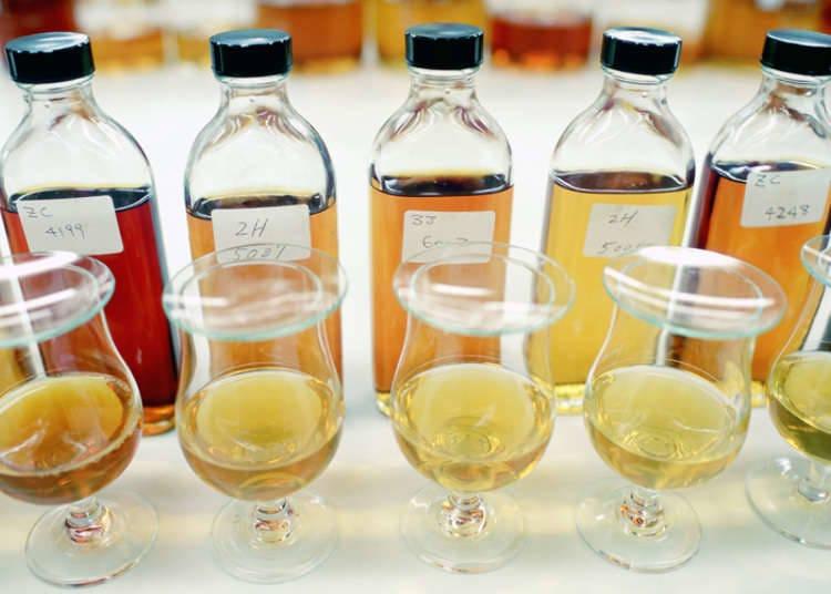 산토리 위스키의 맛이 90년 간 변하지 않는 이유