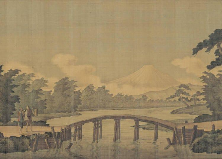 세계에 도전한 7년 오다노 나오타케와 아키타 난화(秋田蘭画)