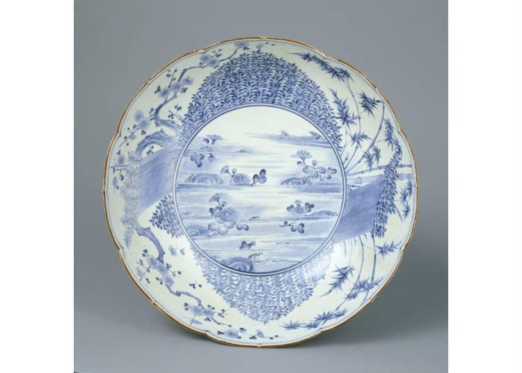收藏展覽會  日本青花瓷誕生400年