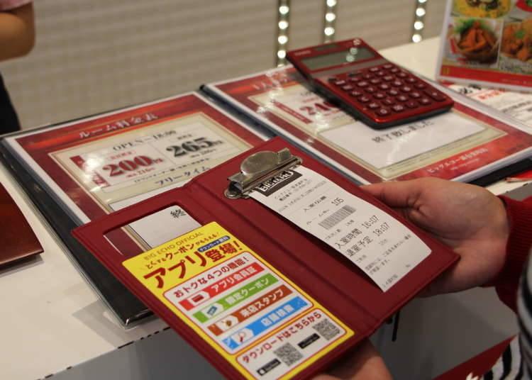 Harga dan Paket Karaoke di Jepang
