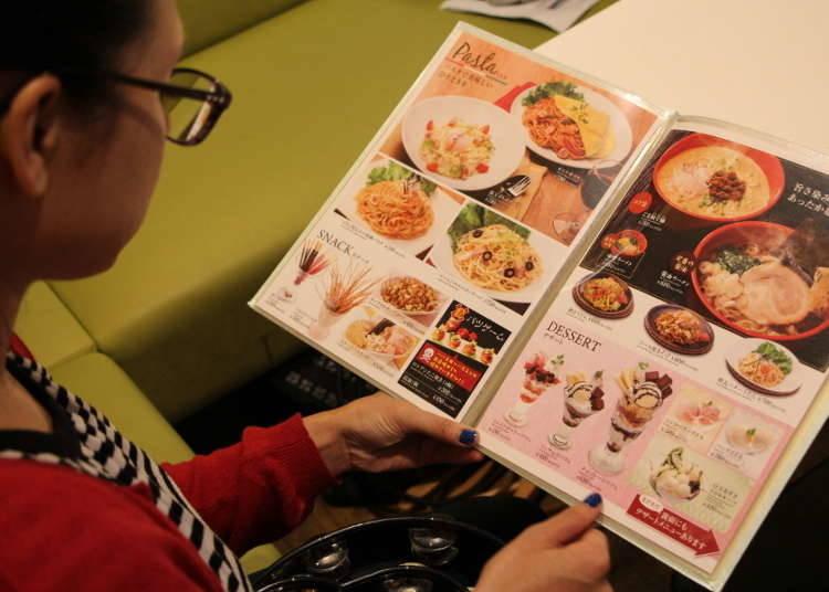 Pemesanan Makanan dan Minuman
