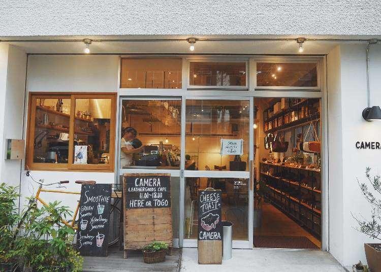 东京下町散步!探访「藏前」职人之街,精选特色手工店家