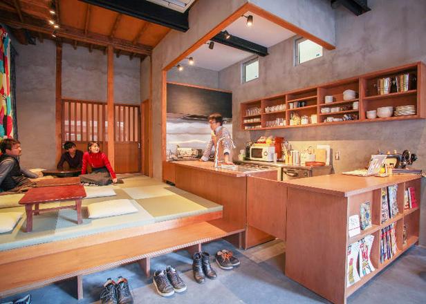 Penginapan Individu dengan Tarif 4.000 yen per malam di Asakusa, Kuramae dan Ikebukuro