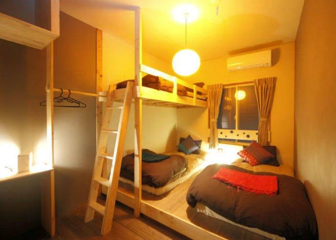Penginapan Individu Dengan Tarif 4 000 Yen Per Malam Di Asakusa Kuramae Dan Ikebukuro Live Japan Jepang Perjalanan Dan Pariwisata Pemandu