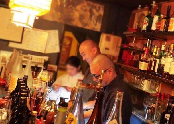 請享用美酒、小菜和佛教!探訪和尚酒吧