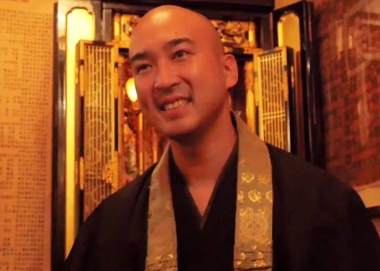 佛教僧侶兼酒吧經營者:藤岡師父