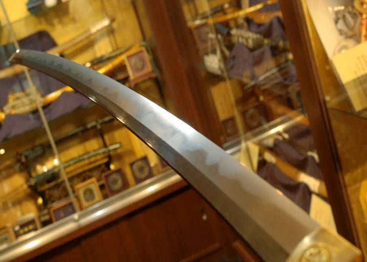 Creating Only Two Authentic Japanese Swords per Month