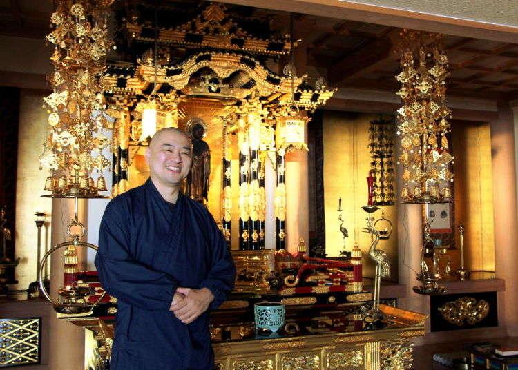 Of Tomatoes, Laptops, and Prejudice: Meeting the Monk of Kurayami Gohan, Tokyo's Buddhist Dark Dinner