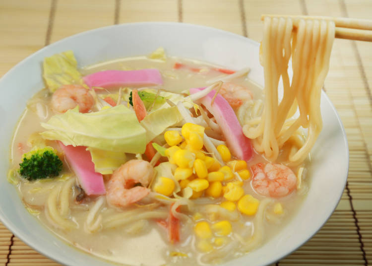 3. Champon: a Dish Created for Exchange Students from China
