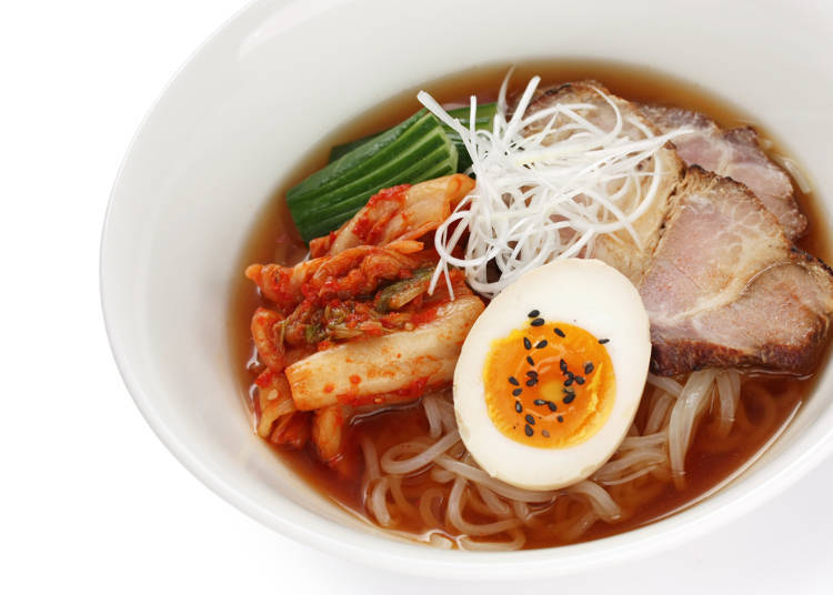 5. Morioka Cold Noodles: An Iwate Specialty (After Much Trial and Error!)