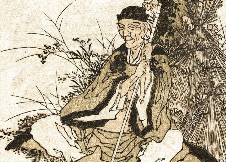 俳句の創始者・松尾芭蕉