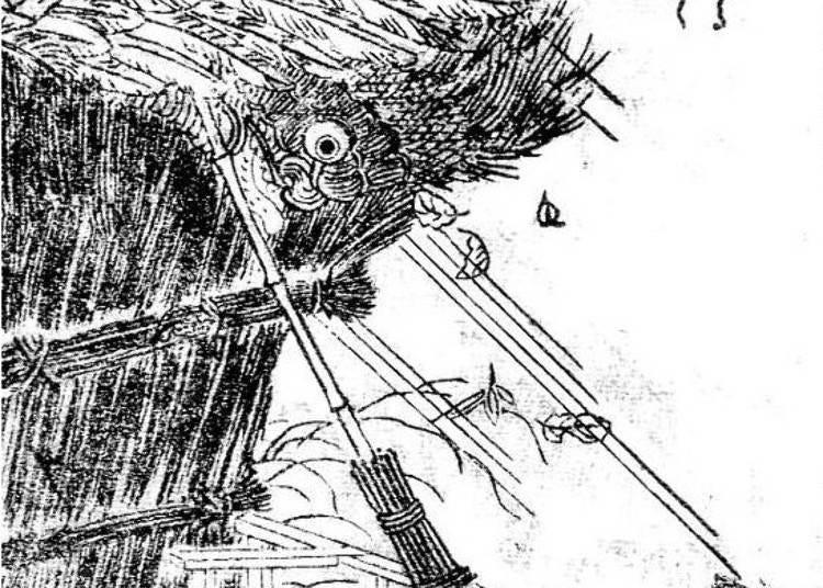Hahakigami, the Broom Spirit