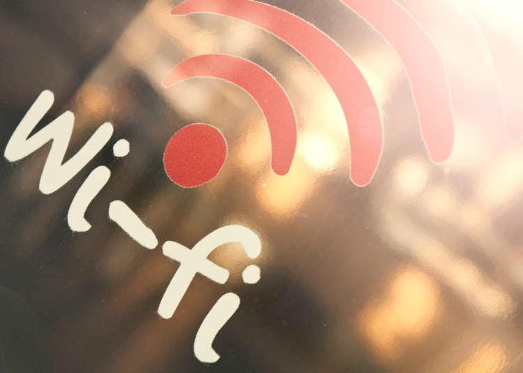 Internet Access in Japan