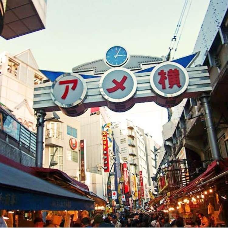 Tokyo Ueno|Ueno Station Area Map & Sightseeing Information