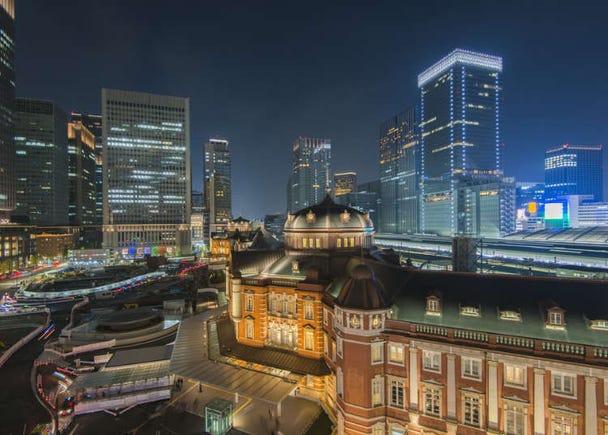Tokyo Area|Tokyo Station Area Map & Sightseeing Information