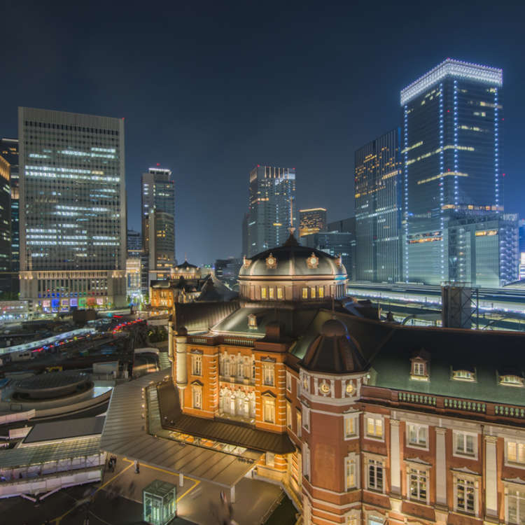 Tokyo Area|Tokyo Station Area Map & Sightseeing Information