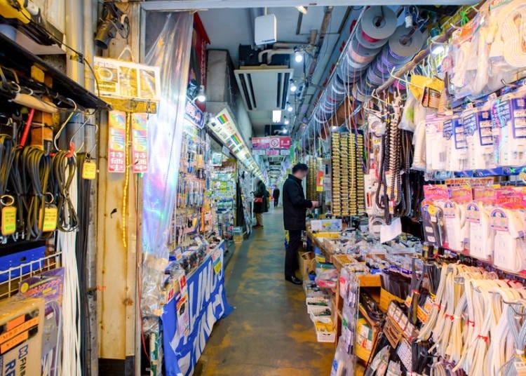 아키하바라에서 쇼핑