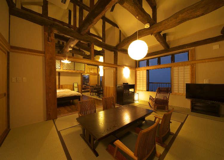 在湯之町‧熱海的古民宅餐館&旅館感受懷舊風情