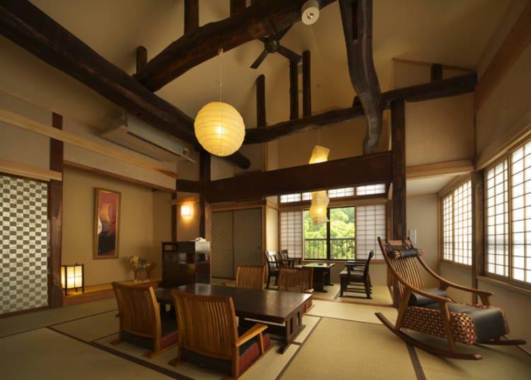 重溫日本昔日的別墅魅力「竹林庵 MIZUNO」