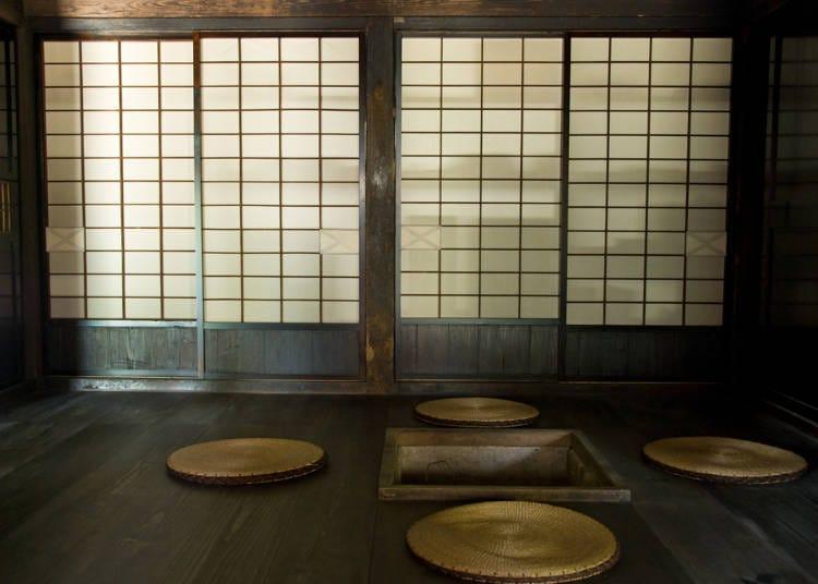古民宅旅馆可以让人体验到令人怀念的日本旧时光