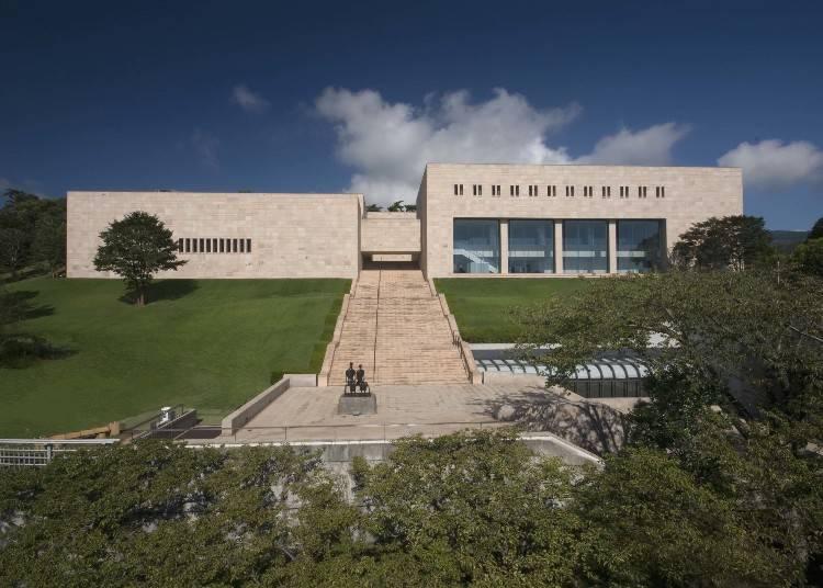 鑑賞與體驗日本的傳統之美!「MOA美術館」