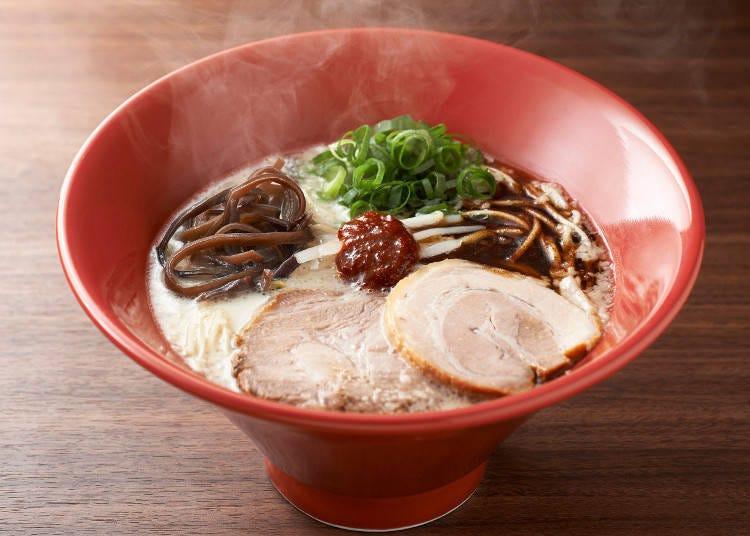 日本人最愛這幾間!東京的博多豚骨拉麵名店4選
