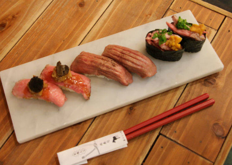 Nikuzushi: Meat Instead of Fish