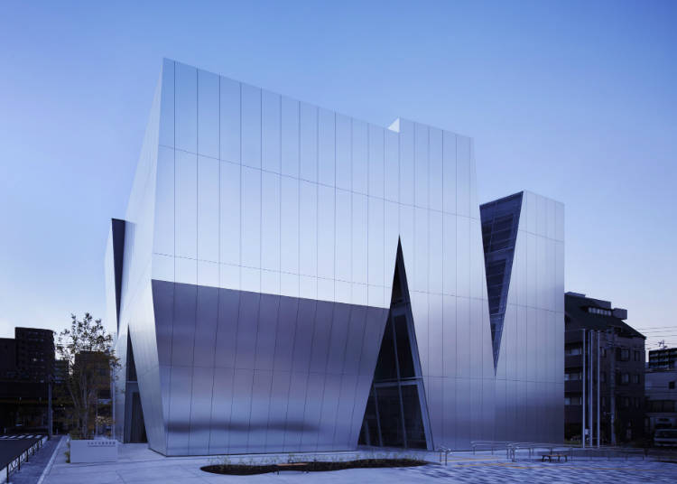 [Visiting] The Sumida Hokusai Museum - Showcasing the Art of Katsushika Hokusai