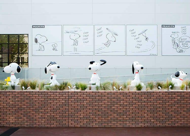 【観光】 スヌーピーファン必見の期間限定ミュージアム