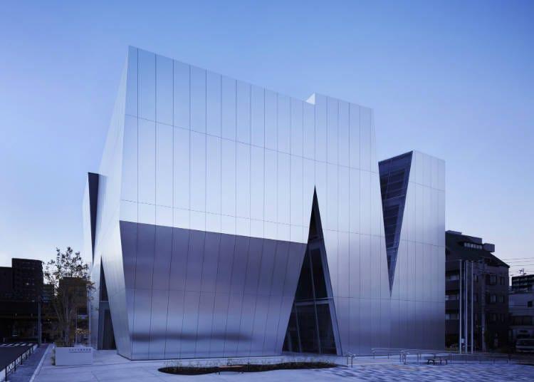 【観光】 葛飾北斎と「すみだ」の魅力がつまった美術館