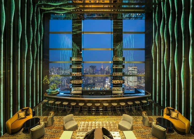 仿佛美术馆般充满高雅氛围的极品空间