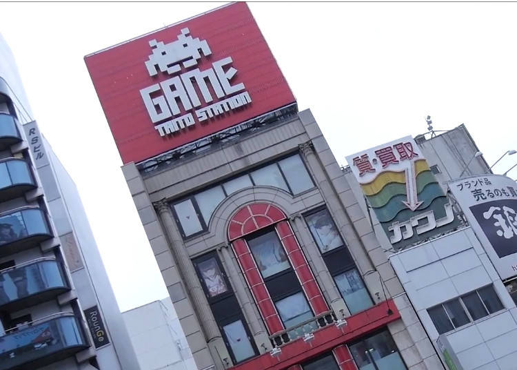Inside TAITO STATION: The Incredible World of Japanese Game
