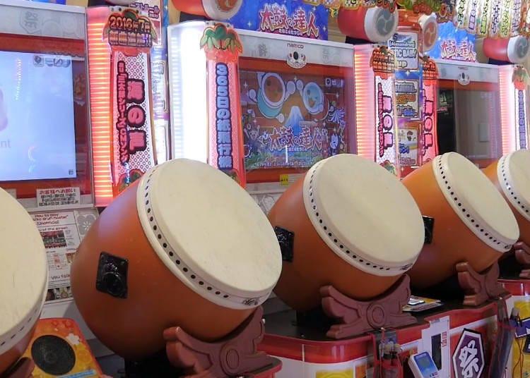 成為日本太鼓鼓手吧!