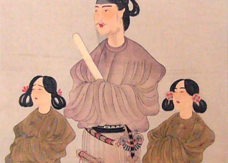 Pembangunan Aliran Budha : Pangeran Shotoku