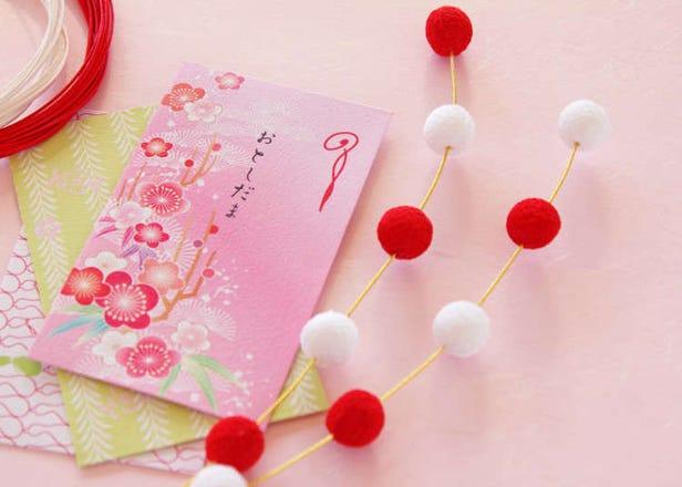 Japanese Year-End Customs: Otoshidama - New Year's Money for Kids