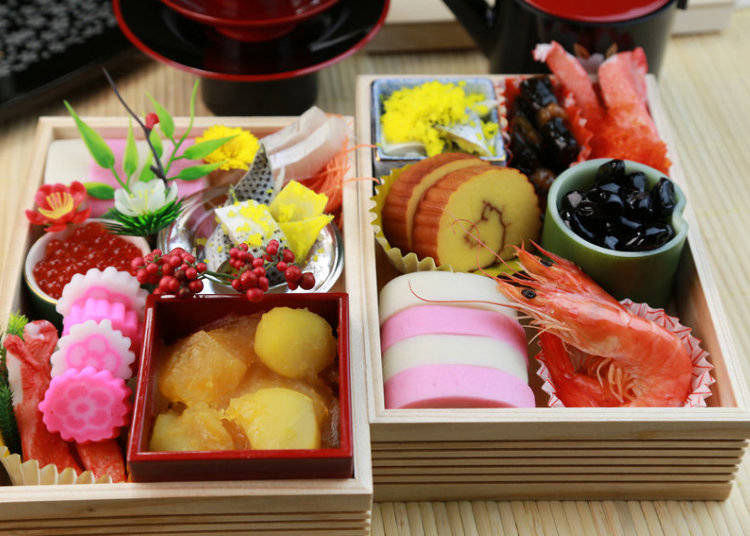 Osechi in a Box: How to Eat Osechi